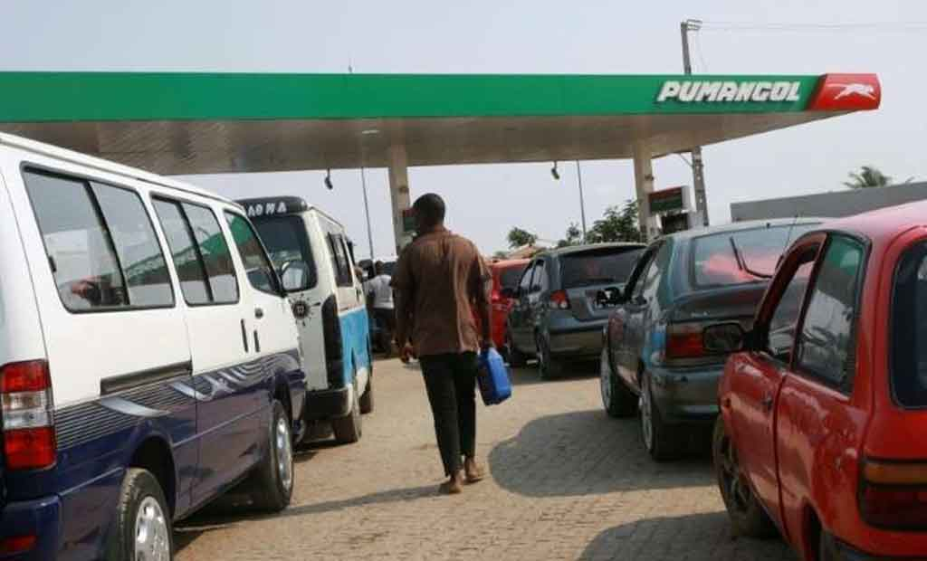 contrebande d'essence