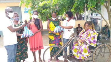 Photo of Covid-19 au Togo : l'ONG Voie Eclairée Des Enfants Démunis sensibilise les populations de Kpélé