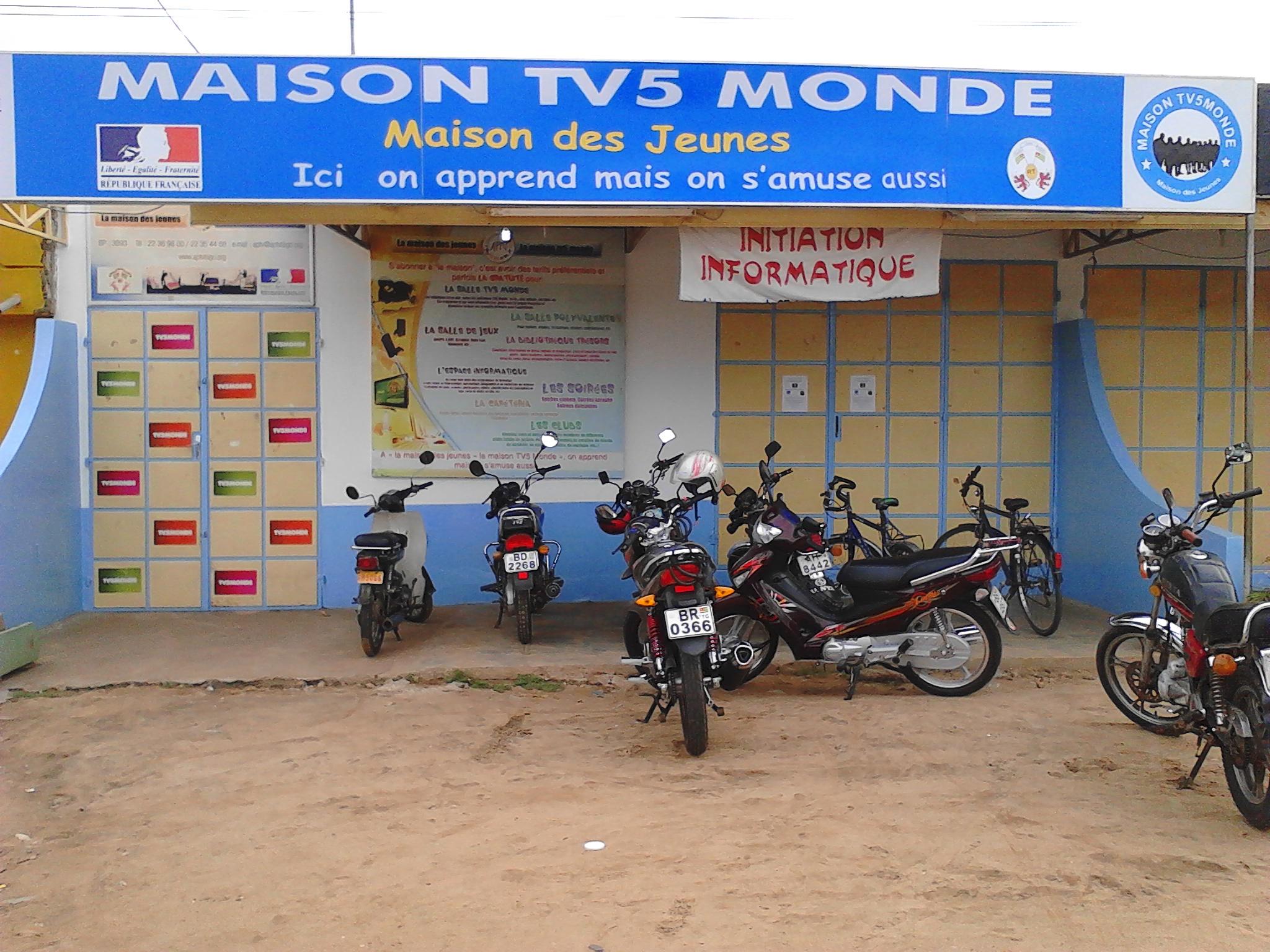 La Maison TV5MONDE