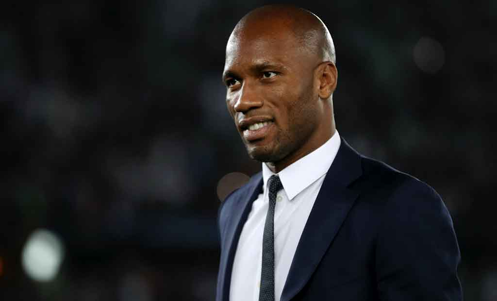 La candidature de Didier Drogba rejetée