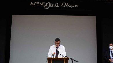 Photo of Togo : la grande scène de l'Institut Français baptisée « Scène JIMI HOPE »