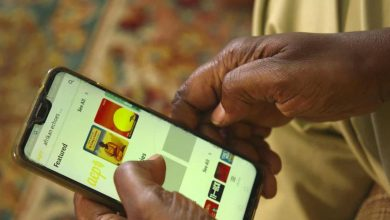 L'application Afrikan Echoes