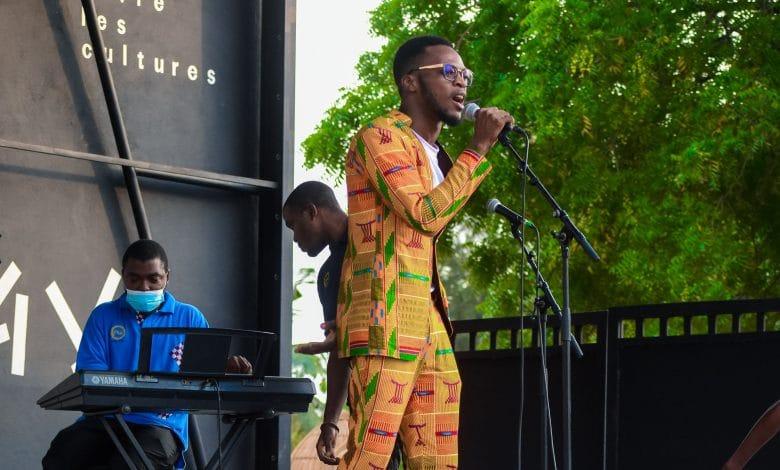 L'artiste togolais Mesko