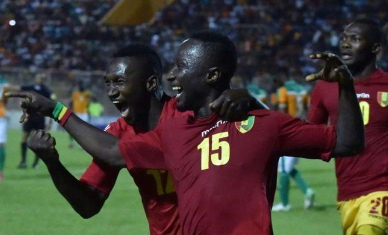 Le Burkina Faso et la Guinée se qualifient