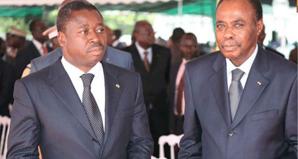 L'ex-premier ministre togolais Edem Kodjo