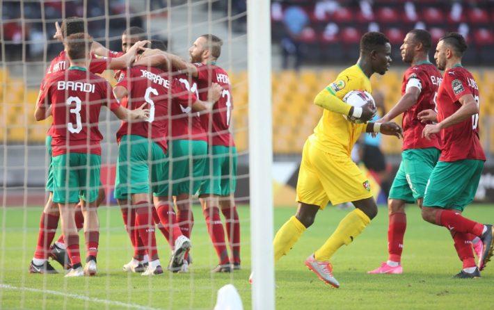 Le Togo perd face au Maroc