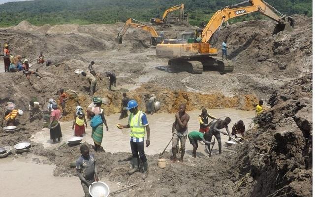 Le cadastre minier du Togo