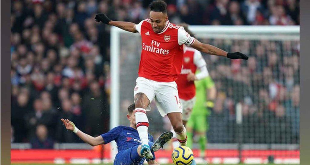 Le départ d'Aubameyang d'Arsenal la saison prochaine