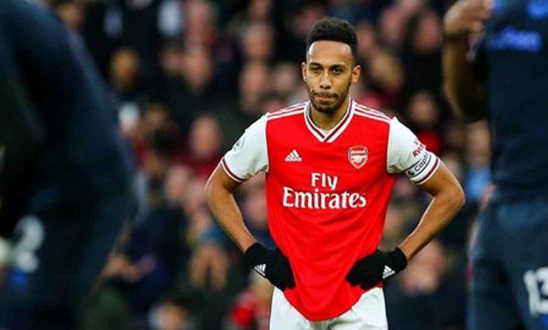 Le départ d'Aubameyang d'Arsenal