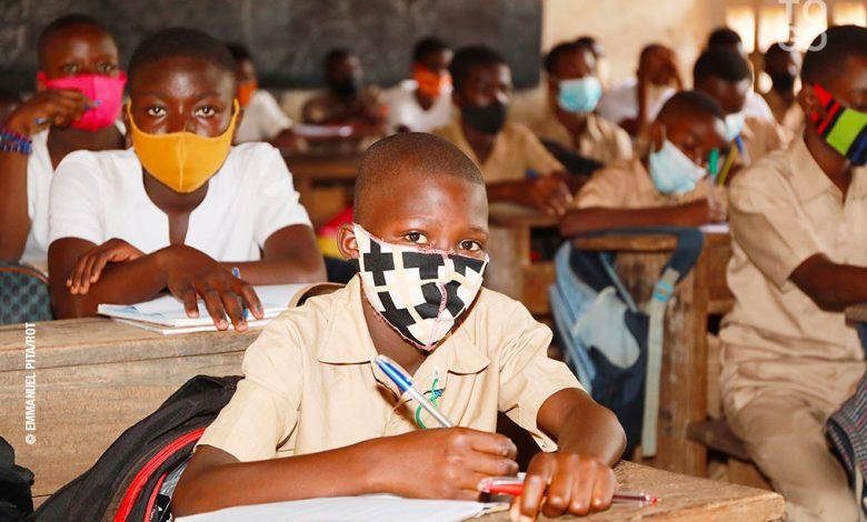 Scolarité gratuite au Togo