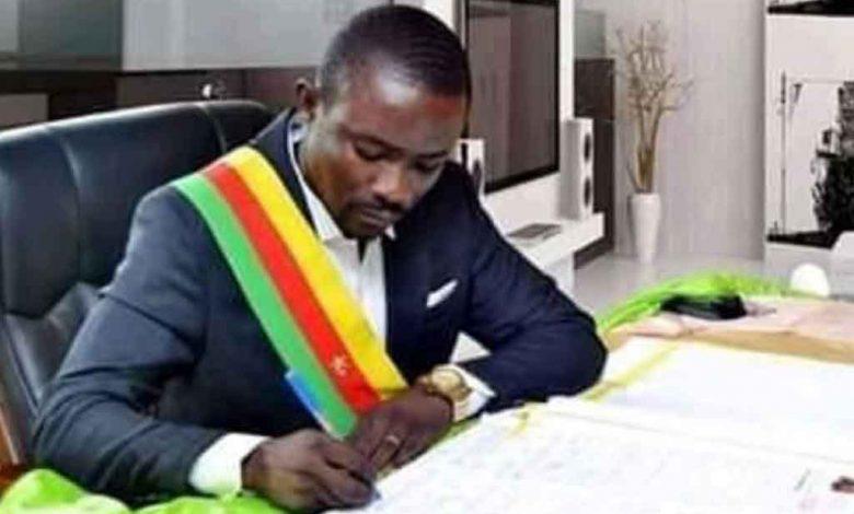 maire de la ville de Mamfé