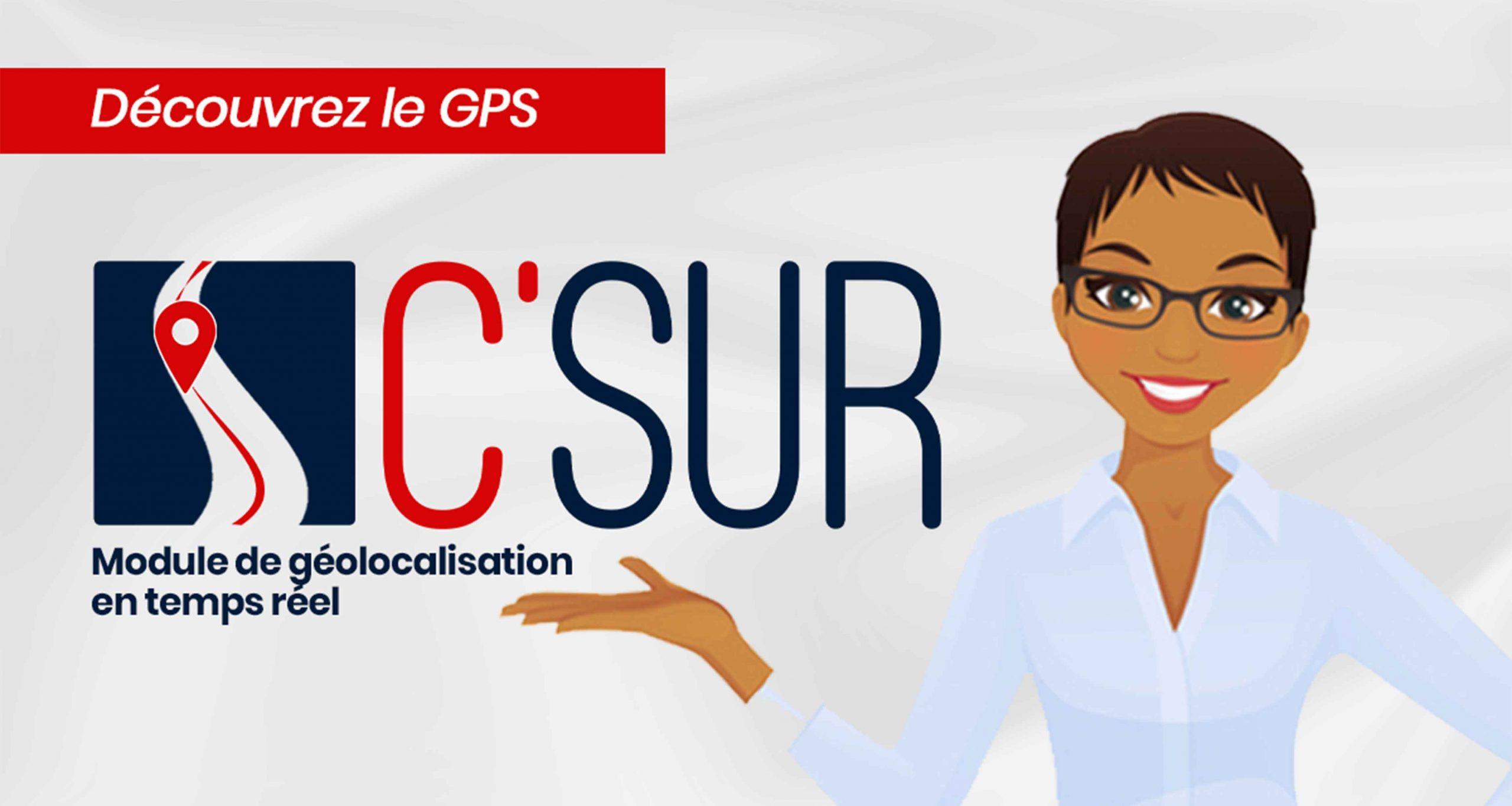 Le module GPS C'sur