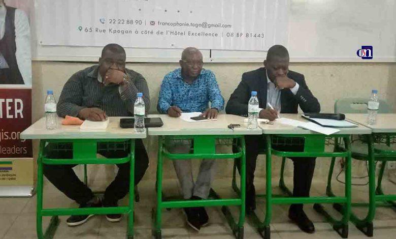 Le professeur Kako Nubukpo a rencontré les étudiants d'ESGIS - Ocean's News