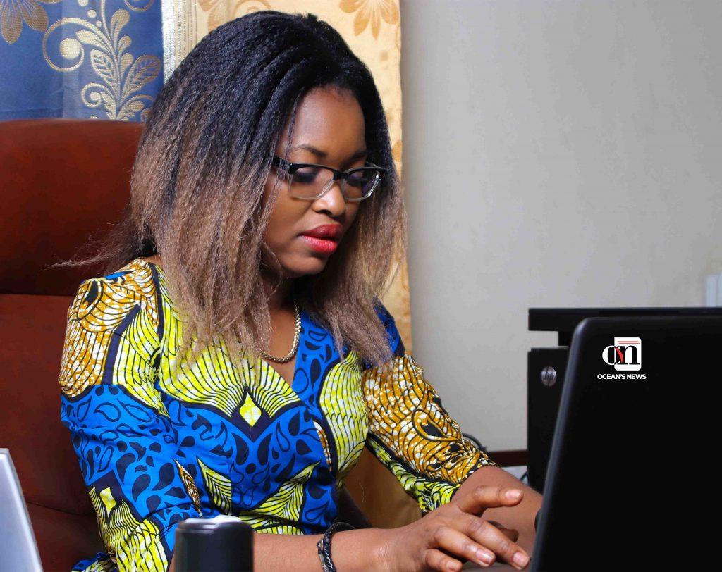 L'entrepreneure togolaise Médissa Sama