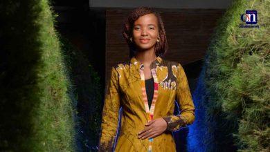 Photo of ''Lovely Mother'', collection high top de la styliste togolaise Aheba KOFFI
