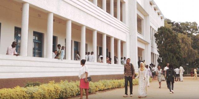 L'université de Rwanda