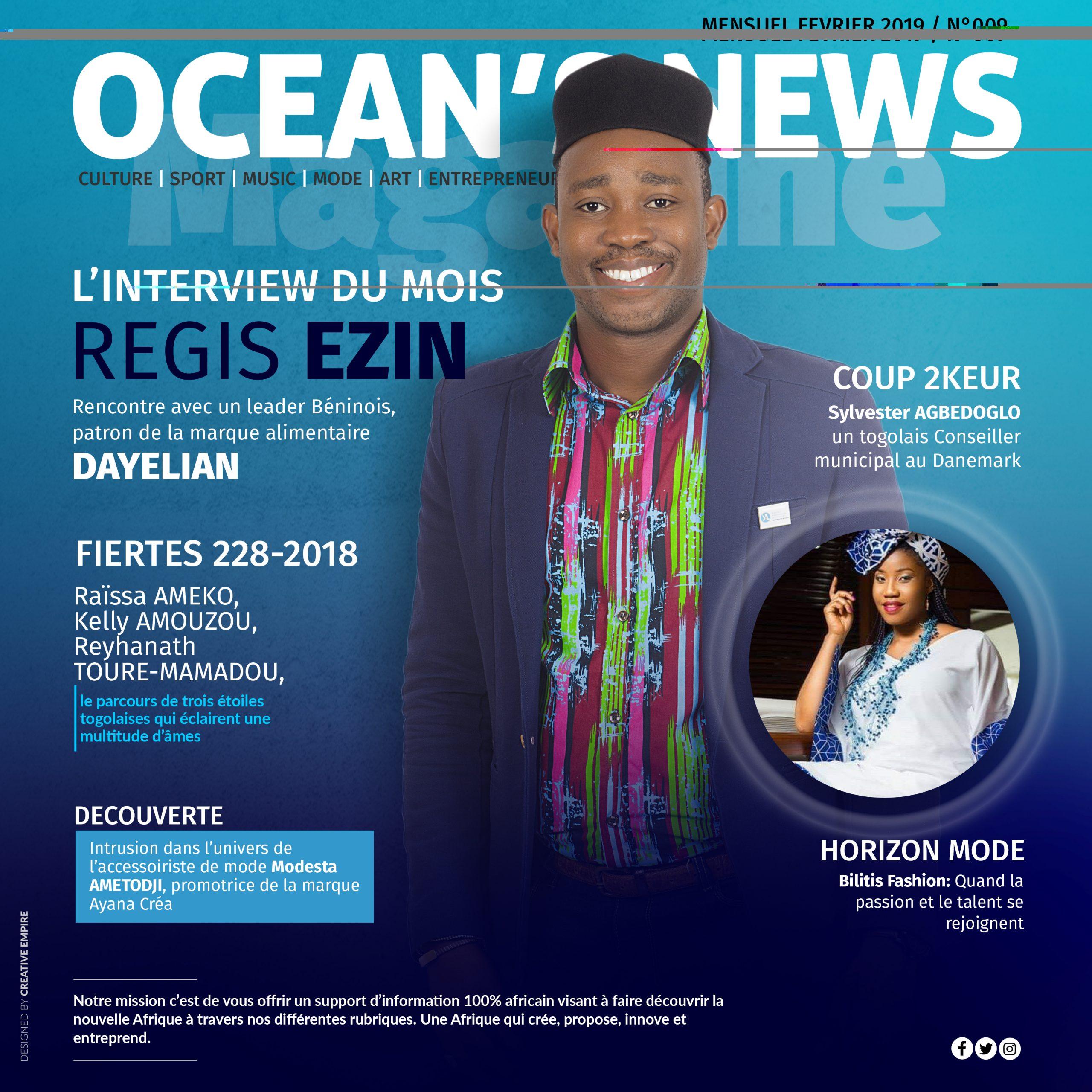 MAGAZINE OCEAN'S NEWS N°09