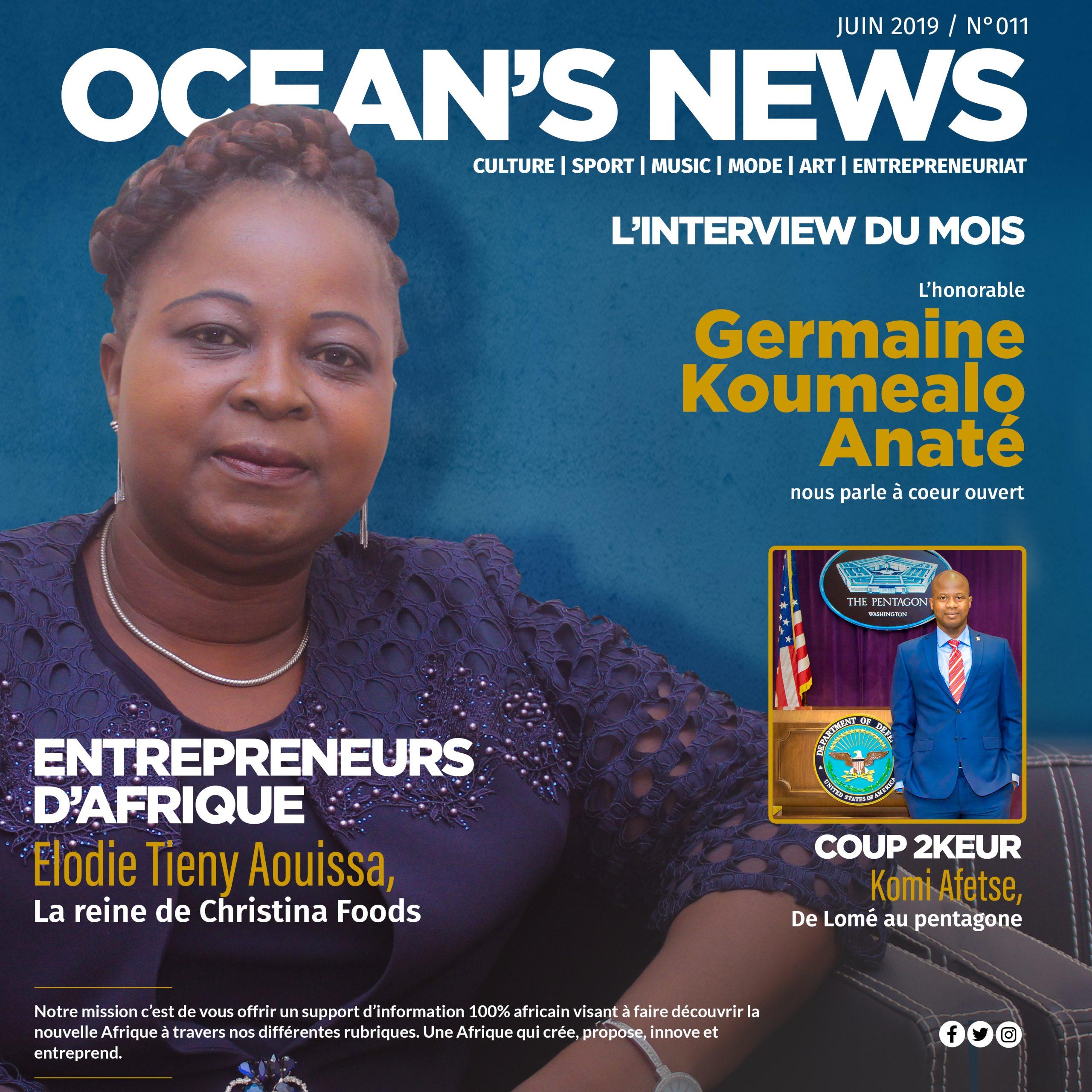 MAGAZINE OCEAN'S NEWS N°11