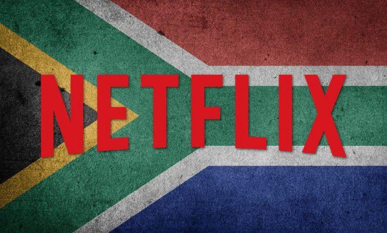 Netflix investi en Afrique du Sud