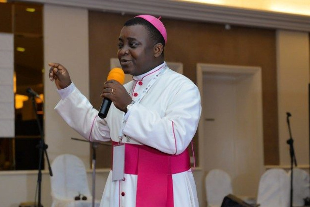 Monseigneur Barrigah lauréat du grand prix de la littérature togolaise