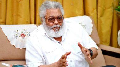 Photo of Ghana : mort de l'ancien président Jerry Rawlings