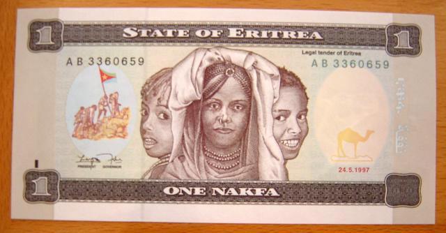 Nakfa érythréen