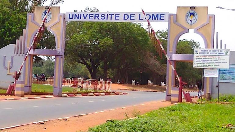 Nouveau diplôme de l'Université de Lomé