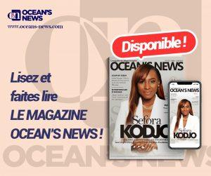MAGAZINE OCEAN'S NEWS