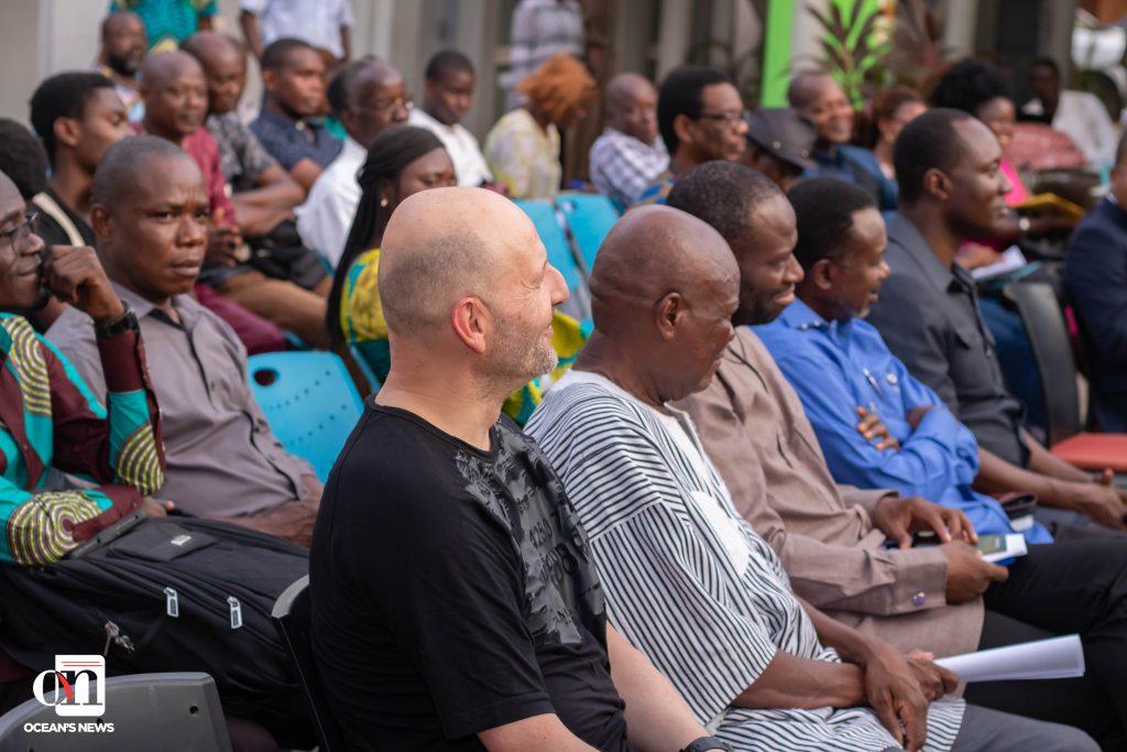 Ocean's News - Au Togo, la 13e édition du festival international les lucioles bleues - FILBLEU a mis le pied à l'étrier
