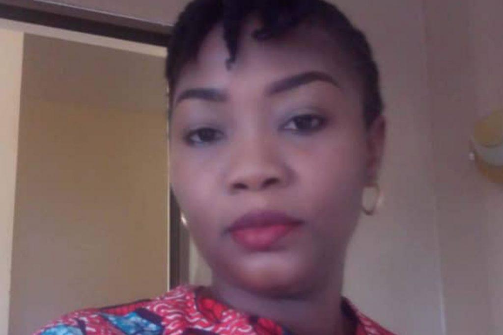Ocean's News - Lynda Gray Etou, distributrice de produits d'entretien des cheveux naturels