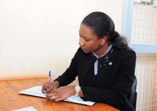 Marème Mbaye Ndiaye, directrice générale de Société Générale Cameroun - Ocean's News
