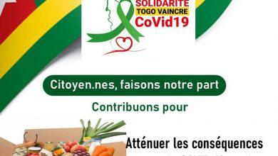 Ocean's News - Solidarité Togo vaincre Covid-19 lance un appel à contribution à un « Fonds national citoyen »