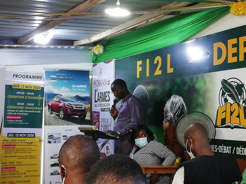 Ouverture de la 4e édition de la FI2L