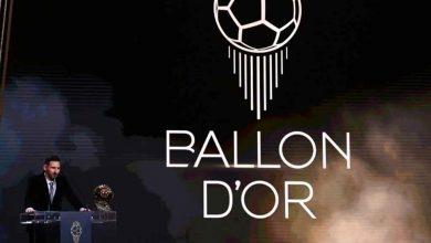 Photo of Football : pas de Ballon d'or 2020, une première depuis 1956