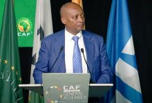 Patrice Motsepe président de la CAF