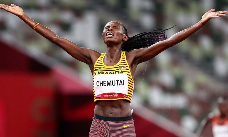 Peruth Chemutai