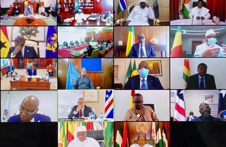 chefs d'États de la CEDEAO