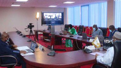 réunion des ministres de la Santé de l'UEMOA