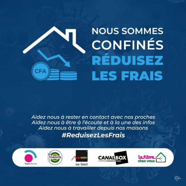 #RéduisezLesTarifs, le mouvement citoyen contre la cherté des tarifs de communication