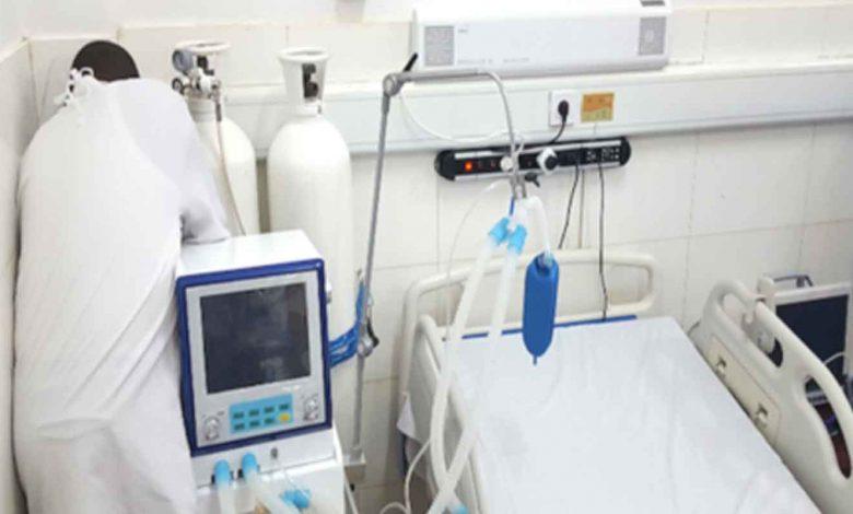 Centre de prise en charge des malades du Covid-19