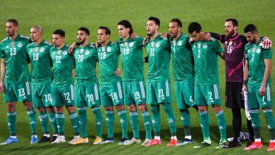 Record d'invincibilité pour l'Algérie
