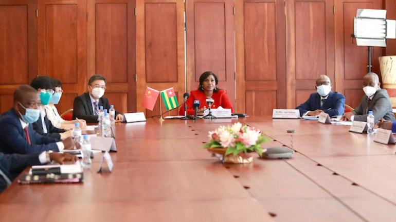 Partenariat entre la Chine et le Togo