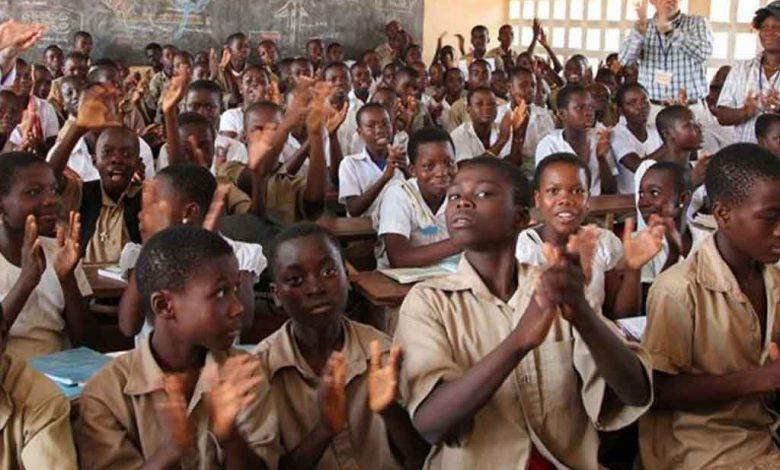 Reprise des cours au Togo