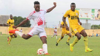 Reprise du championnat de football au Togo