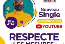 "Photo of Togo : ""Respecte les mesures"", le bijou musical d'Elias Atayi enfin  disponible"