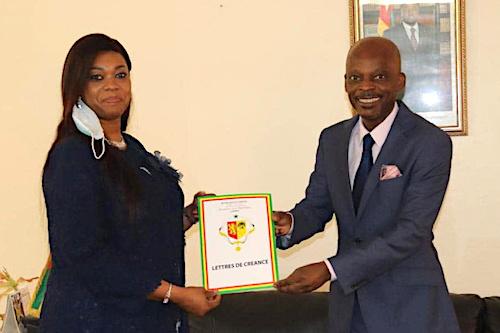 Rokhaya Ba nouvel ambassadeur du Sénégal au Togo