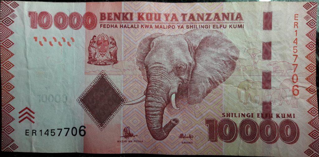 Shilling-tanzanien-TZS