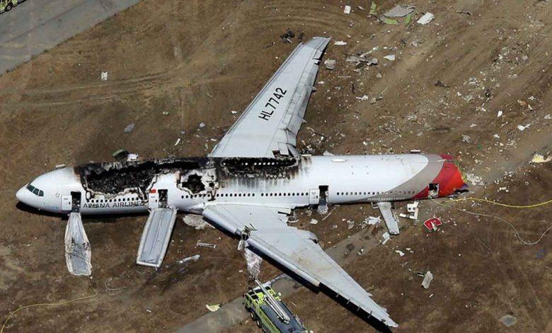 avion transportant du matériel médical