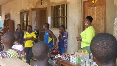 Photo of Togo : Sourire Ensemble sensibilise les enfants en situation de rue face au coronavirus