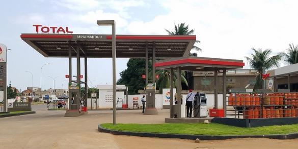 baisse des prix des produits pétroliers au Togo